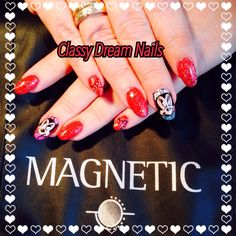 Voor meer info classydreamnails@gmail.com Please follow me #opleiding #nagelstyling #acryl #art #artist #basic #gel #kunstnagels #Lindeman #Denise #magnetic #nails #nailart #nailartist #painting #purmerend #Dream #nails #edam #noordholland #alkmaar #hoorn #amsterdam #nailartlover #vintage #nailporn #disney