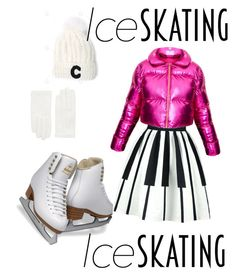 """""""Untitled #8"""" by achim-oana-lavinia on Polyvore featuring RED Valentino and iceskatingoutfit Valentino, Polyvore, Red, Image, Fashion, Moda, Fashion Styles, Fashion Illustrations"""