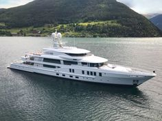 Amels and Damen showcase four debuts at Monaco Yacht Show