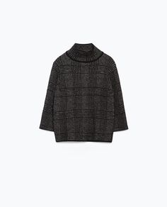 HIGH NECK SWEATER-View all-Woman-NEW IN   ZARA United States