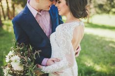 Stephen and Korie's Beautiful Bloomsbury Farms Wedding by Teale Photography | www.onefabday.com