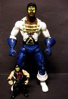 Black Goliath (Marvel Legends) Custom Action Figure