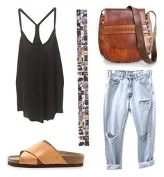 """Sin título #367"" by trendy-outfits ❤ liked on Polyvore featuring Levi's, Zadig & Voltaire, Sam Edelman and Urban Outfitters"