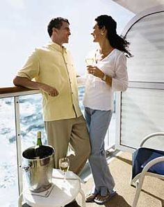 Your own private balcony, on a #RoyalCaribbean #Cruise