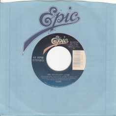 "Sade / No Ordinary Love / Paradise (Remix) / 7"" Vinyl 45 RPM Jukebox Record / Epic 74734 #Pop #Music"