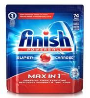 finish dishwasher detergent powerball max in 1 with shine and protect 74 tablets http - Cheap Dishwashers