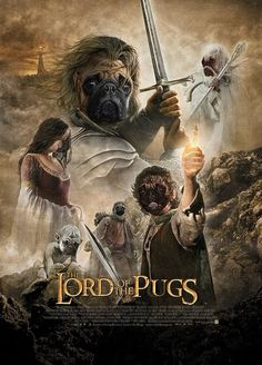 lord of the pugs...