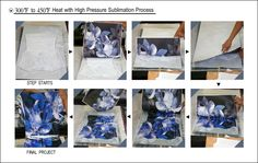 Pros & Cros of dye-sublimation over other methods of textile printing