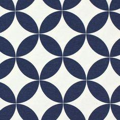 Aguamarina 6 - Cotton - Polyester - navy blue