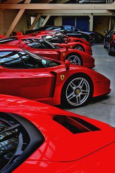 El paraiso Ferrari