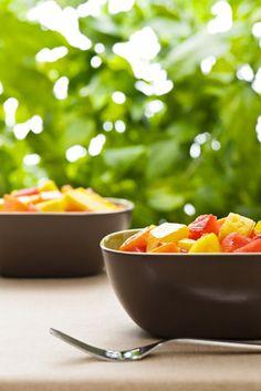 Fruchtsalat à la Bangkok Rezepte
