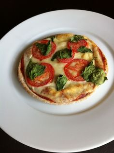 American Mom: Ricotta Pizza with Fresh and Roasted Tomatoes | Pizza ...