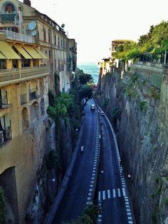 Sorrento, oraşul care te recheamă - Ioana Vesa Sorrento