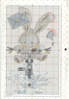 Gallery.ru / Фото #3 - Zajko na bicykli - zuzas (1425x2048)