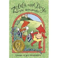 Zelda and Ivy: The Runaways: Laura Mcgee Kvasnosky: Amazon.com: Books