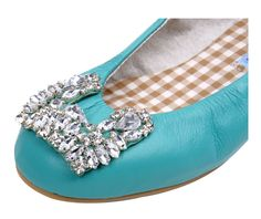 Jewelry Bunny Ballet Flats from Le Bunny Bleu.. even though it doesn't look like the bunny!!