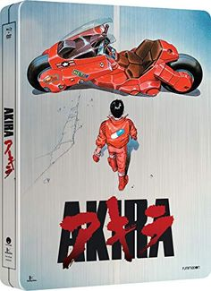 Akira: Movie - The Anniversary Edition [Blu-ray] Top Movies To Watch, Movie To Watch List, Movie List, Movie Tv, Man Movies, Good Movies, Johnny Yong Bosch, Bad Translations, Flims