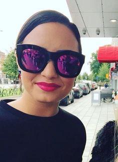 Demi Lovato in Stockholm, Sweden - September 14th