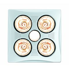 Find HPM 3 In 1 Exhaust Fan Heat LED Light With 4 Instant Heat lamps at Bunnings Warehouse. Visit your local store for the widest range of lighting & electrical products. Bathroom Heat Lamp, Bathroom Heater, Large Bathrooms, Small Bathroom, Multipurpose Room, Switch Plates, Exhausted, Fan, Lamps