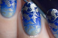 Very Emily » 31 Day Nail Art Challenge 2015 – Week 4