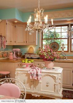 Śliczna kuchnia :)