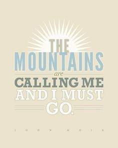 Climb your mountains! Run through the flowers at the top!