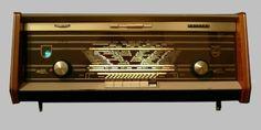 My Philips radio BX640a 1954