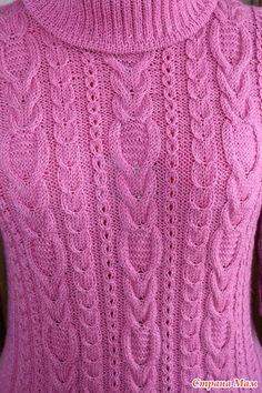 Fair Isle Knitting Patterns, Crochet Doily Patterns, Sweater Knitting Patterns, Lace Knitting, Knitting Stitches, Knitting Designs, Knit Patterns, Knit Crochet, Gents Sweater