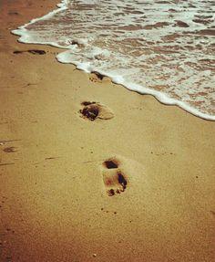 "From @aude_plt:  ... ""Follow the path #island #wild #sand #ilhadeserta #beach #sun #sea #nature #footprints #water #holidays #friendstrip #faro #chill"""