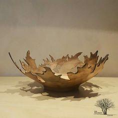 Gefertig aus Ahorn #Drechseln #Holz #Dekoration #Unikat #Woodturning