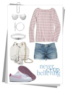 """""""Untitled #759"""" by gallant81 ❤ liked on Polyvore featuring J.Crew, Rebecca Minkoff, Lipsy, Lord & Taylor, Belk & Co., women's clothing, women, female, woman and misses"""
