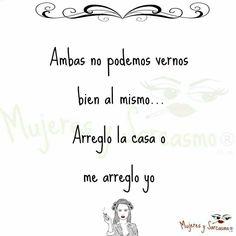 Frases de Mujeres y Sarcasmo en Facebook Twitter Instagram Pinterest Tumblr #frases #mujeres #sarcasmo