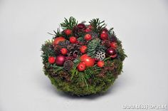 Kerststuk Maken Liesveld | Biss Floral | Bloemen, Workshops en Arrangementen | Kerststuk Maken Liesveld Bloemschikken Creatieve Workshop Nobilis Kerstmis November December