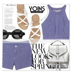 """""""Yoins 19"""" by that-chic-girl ❤ liked on Polyvore featuring yoins, yoinscollection and loveyoins"""