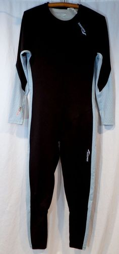 d517a82c2a Details about Women's Saucony Amp Pro2 Recover Suit XL Amppro 2 Recovery  Full Body Run Train