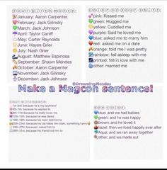 Aaron Carpenter kissed me because his mom told him to and he was happy