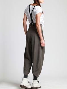 Lyocell Trousers by LURDES BERGADA