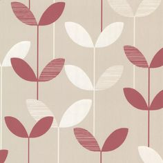 "Brewster Home Fashions Elements Ernst Linear Leaf 33' x 20.5"" Floral 3D Embossed Wallpaper & Reviews 