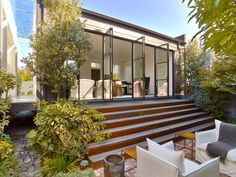 High Style in Pacific Heights: Messana O'Rorke Combines Two San Francisco Cottages