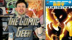 Justice League of America: The Ray Rebirth - DC Gay Comic Book Review (S...