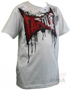 Tapout Kids Painted Tee