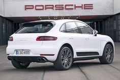 Fahrbericht Porsche Macan Turbo - Bilder - autobild.de