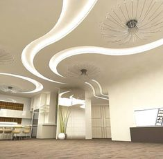 گروه خانه من. سقف و دیوار کاذب کناف _______________________ بازسازی و نوسازی _______________________ خلیلی 09129233100… Gypsum Ceiling Design, House Ceiling Design, Bedroom False Ceiling Design, False Ceiling Living Room, Ceiling Light Design, House Design, Modern Luxury Bedroom, Luxurious Bedrooms, Ceiling Tiles