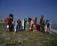 새마을단체의 환경정화 운동