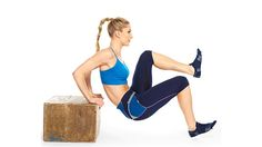 """A total-body box circuit that incinerates fat faster than you can say """"hello summer!"""""""