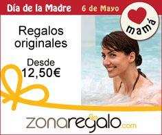 REGALOS ORIGINALES PARA EL DIA DE LA MADRE - DESDE 12,50€