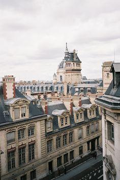 Les toits de Paris georgiapapadon.com