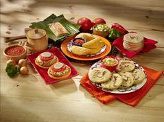 Honduras food