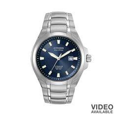 Citizen Eco-Drive Titanium Watch - BM7170-53L - Men Price about $180