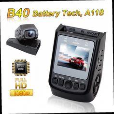 51.67$  Buy now - http://aliuaa.worldwells.pw/go.php?t=32594272623 - Free Shipping! Blueskysea DVR B40 A118 Novatek 96650 full HD 1080P 6G Lens H.264 Mini Car Dash Camera video recorder Dashcam